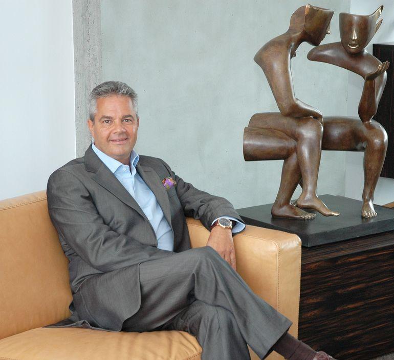 BVUK. GmbH, Porträt Gründer und Geschäftsführer M. Reizel