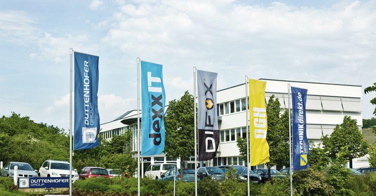 Duttenhofer Vertriebszentrum