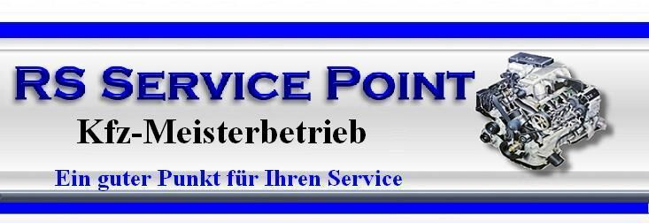RS Service Point Rainer Sahlender